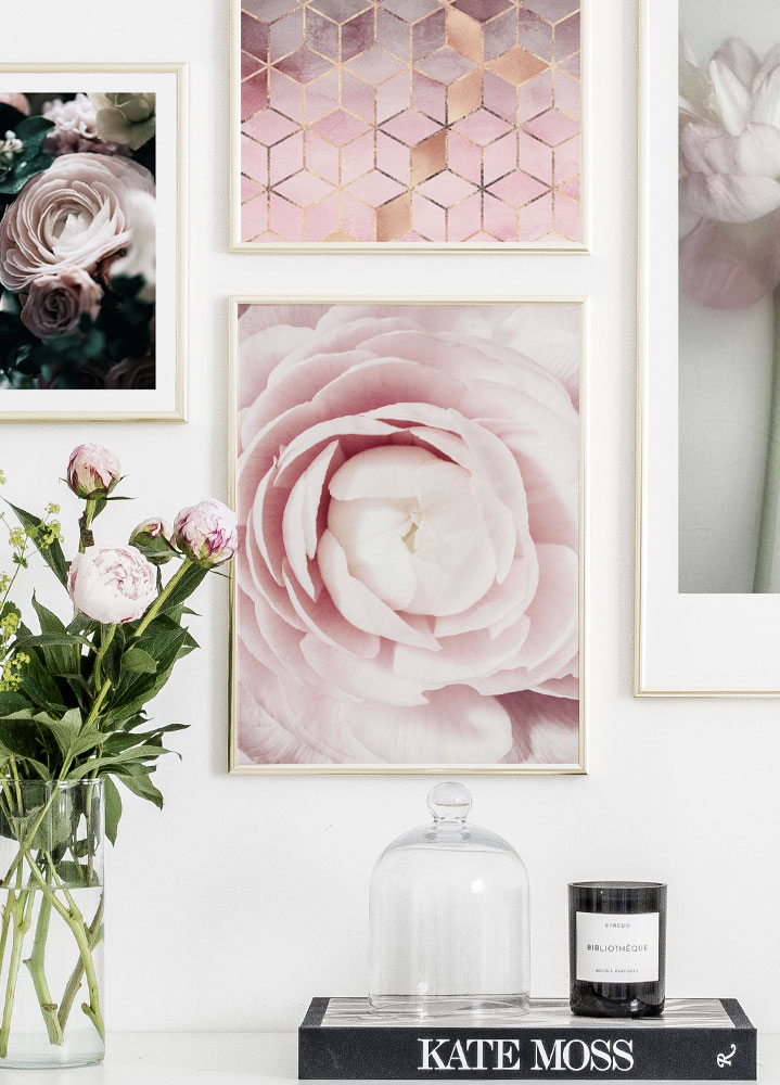 Blooming Flower Poster